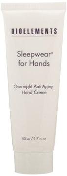 Bioelements Sleepwear for Hands