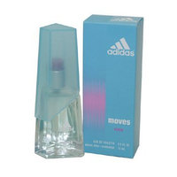 Adidas Moves Eau de Toilette Spray for Women