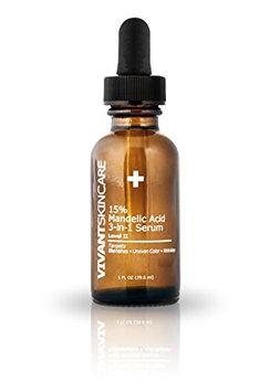 Vivant Skin Care 15% Mandelic Acid 3-in-1 Serum