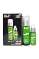 Biotherm Age Fitness Active Anti-Aging Care Kit for Face and Eyes for Men