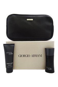 Giorgio Armani Code 3 Piece Gift Set