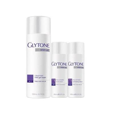 GLYTONE Normal To Oily Skin Rejuvenating System