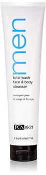 PCA Skin Total Face and Body Cleanser for Men