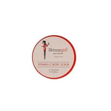 Skinny Girl Body Solutions Vitamin C Body Scrub Jar