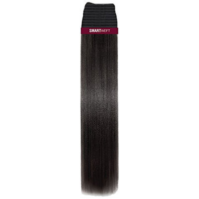 Vivica A. Fox SMWYK10 SMART WEFT 10 Inch Remi Human Hair Extension in Color 1