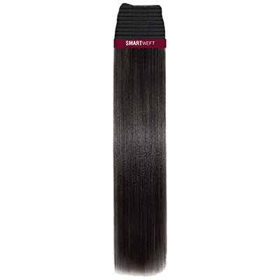 Vivica A. Fox SMWYK18 SMART WEFT 18 Inch Remi Human Hair Extension in Color 1B