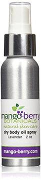 Mangoberry Botanicals Dry Body Oil