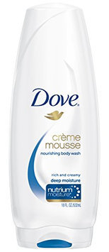 Dove Visiblecare Creme Mousse Body Wash