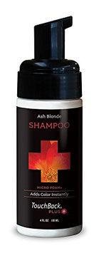 TouchBack Plus Color Enhancing Shampoo - Ash Blonde