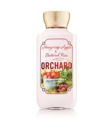 Bath & Body Works® Honeycrisp Apple & Buttered Rum Orchard Body Lotion