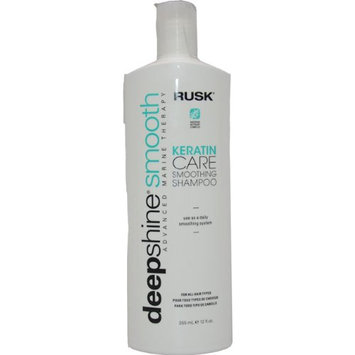 Deepshine Keratin Care Smoothing Shampoo by Rusk