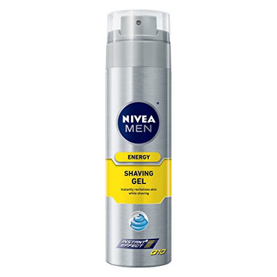 NIVEA MEN Energy Shaving Gel Q10
