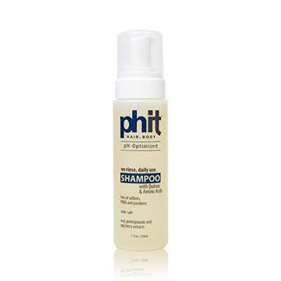 PHIT Hair and Body Daily Use No Rinse Shampoo
