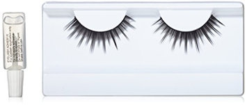 Baci Glamour Style No.597 Deluxe Eyelashes with Adhesive Included