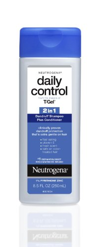 Neutrogena T/Gel Daily Control 2-in-1 Dandruff Shampoo Plus Conditioner