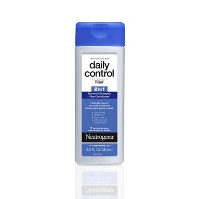 Neutrogena T/Gel Daily Control 2-in-1 Dandruff Shampoo Plus Conditioner
