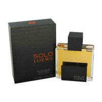 Solo Loewe By Loewe For Men. Eau De Toilette Spray 2.5 Oz