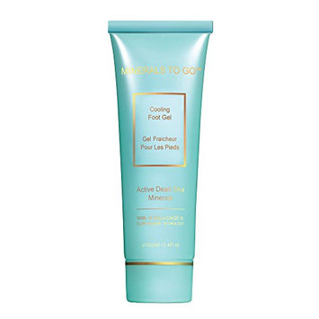 Minerals To Go Premier Dead Sea Cooling Foot Gel