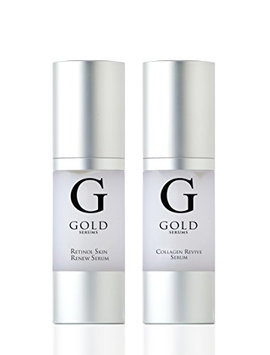 Gold Serums Retinol and Collagen Kit