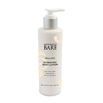 Naturally Bare Pralines Hydrating Lotion
