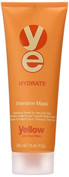 ALFAPARF Yellow Hydrate Intensive Mask