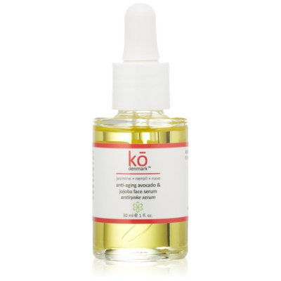 KO Denmark Anti-Aging Avocado and Jojoba Face Serum