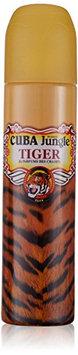 Cuba Jungle Tiger Cuba Eau De Parfum Spray for Women