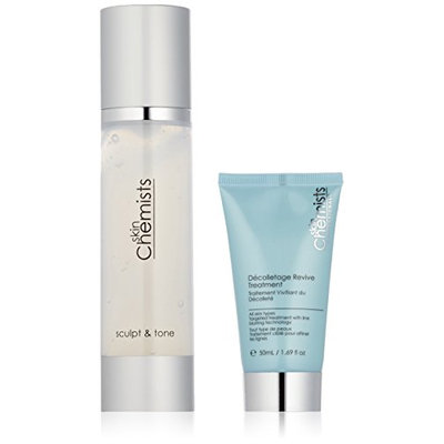 skinChemists Decolletage Revive Treatment and Sculpt and Tone
