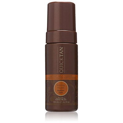 Body Drench Quick Tan Instant Self Tanner Mousse