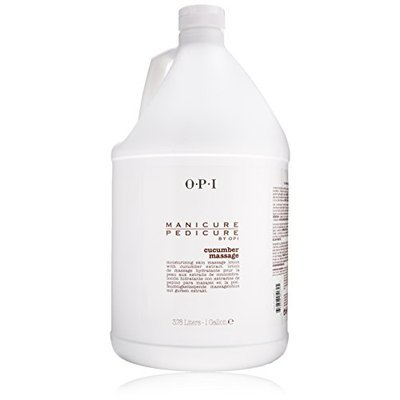 OPI Manicure Pedicure Cucumber Massage Lotion for Unisex