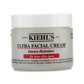 Kiehl's Intense Hydration for Drier Skin Types Ultra Facial Cream for Unisex