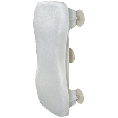 Compac Hands Free Bare Back Scrubber Exfoliating Pad Refill (Pack of 2)