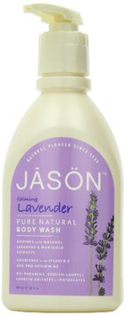 Jason Calming Lavender Pure Natural Body Wash