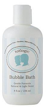 TotLogic Bubble Bath - Natural