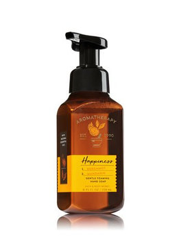 Bath & Body Works Aromatherapy Happiness Bergamot & Mandarin Gentle Foaming Hand Soap