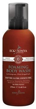 Eco Tan - Organic Lemongrass + Pink Grapefruit Foaming Body Wash