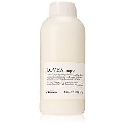 Davines Love Lovely Curl Enhancing Shampoo for Wavy and Curly Hair