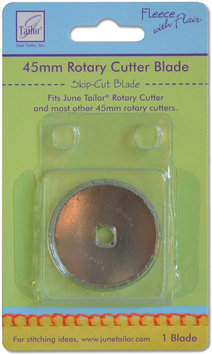 June Tailor, Inc. June Tailor Rotary Cutter Blade, Skip-Cut