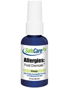 Safecare Rx Allergies: Food Chemicals 2 oz