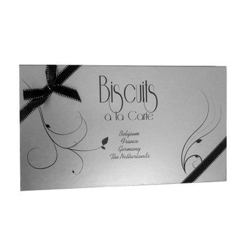 IBC Biscuits a La Carte Imported European Gourmet Biscuit Holiday Gift Box