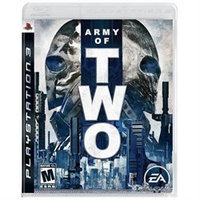 EA Army of Two - Action/Adventure Game - PlayStation 3