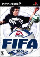 EA FIFA 2001 Playstation 2