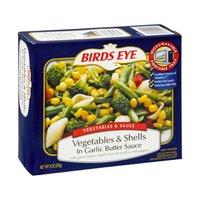 Birds Eye Vegetables & Sauce Vegetables & Shells