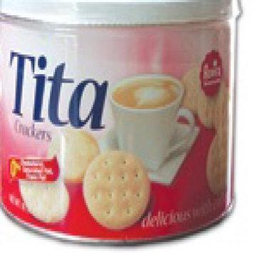 Rovira Tita Crackers Can 18oz