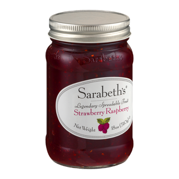 Sarabeth's Legendary Spreadable Fruit Strawberry Raspberry