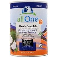 Men's Complete Vanilla All One 2 lb Powder