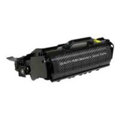 Clover Technologies Group Clover DP Compatible Dell Laser Cartridge Black for use with Dell 2330d, 2330dn, 2350d