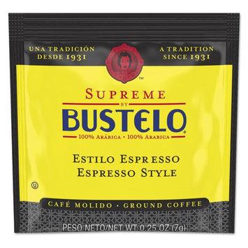 Cafe Bustelo Folgers 11248 Coffee, Espresso, 7 G Coffee Pod