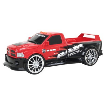 Golden Bright New Bright 1:16 R/C Full Function Custom Dodge Ram