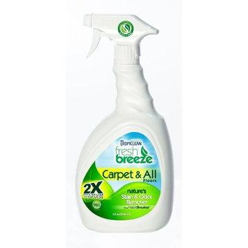 Tropiclean Fresh Breeze Stain   Odor TropiClean Fresh Breeze Nature's Dog Stain & Odor Remover 2X Maximum Strength